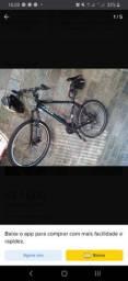Bicicleta oxer aro 26 DE alumínio