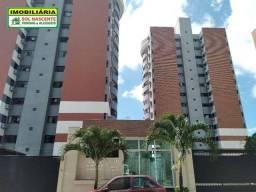 Apartamento com 3 dormitórios para alugar, 129 m² por R$ 1.600,00/mês - Guararapes - Forta