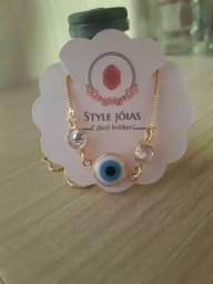 Cordão olho grego