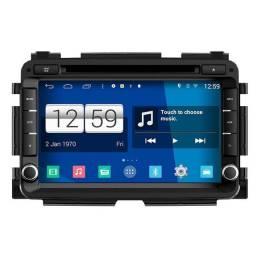 Central Multimídia Honda HR-V hrv Winca S160 Gps Android + Brinde
