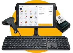 Aplicativo PDV para controle de vendas e emissão de NFC-e Completo Android, IOS e Windows.