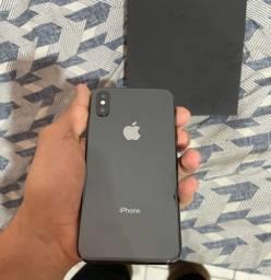 iPhone X 256g seminovo (não aceito trocas)