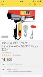 Compro talha Eletrica