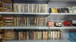 Lote dvds e cds gospel originais novos