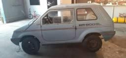 Br800 para ser vendido para sucata - 1989
