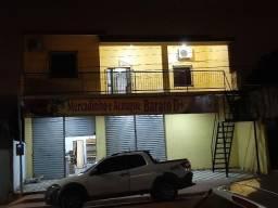Ponto Comercial com Casa em Cima