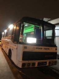 Onibus food Truck