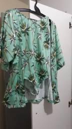 Kimono com maiô