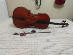 Violoncelo 4x4 parrot Regulado e armobizado por luthier