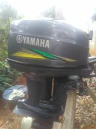 Motor de polpa 40HP da Yamaha - Ano 2019