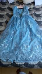 Vestido - cinderela