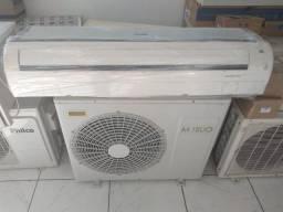Ar condicionado 24000 btus instalado com garantia
