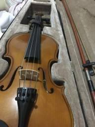Violino Funcionando