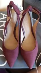 Sapato marca AREZZO número 36