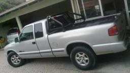 Vendo s10 disel ano 97cabinada brata toda revisada aceito caminhão troca 608 d20 709 - 1997