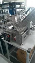 Fatiador de frios automatico bermar 40fatias por minutos balança acoplada