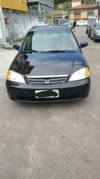 Honda Civic impecável - 2002