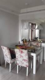 Apartamento com 2 dormitórios à venda, 64 m² por R$ 318.000 - Taboão - São Bernardo do Cam