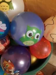 Bolas infantil padronizadas