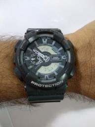 Gshock ga110 relógio Cássio