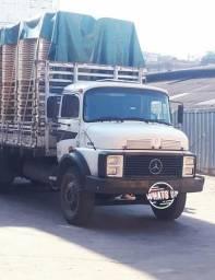 Vendo caminhão 1113, trabalhando