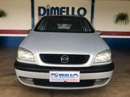 CHEVROLET ZAFIRA CD 2.0 16v 4P   - 2002