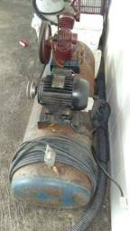 Compressor de ar profissional grande