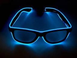 Resta poucas unidades oculos de led Neon para vc curtir o carnaval