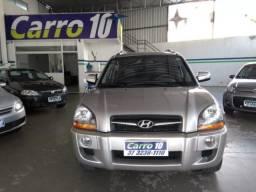 Hyundai tucson 2009 2.0 mpfi gl 16v 142cv 2wd gasolina 4p manual - 2009