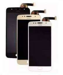 Display Tela LCD Touch Moto G5 Normal c/ Garantia