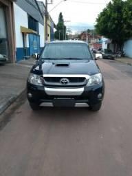 Toyota Hillux automático diesel 2011 - 2011