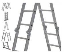 Escada Articulada Completa