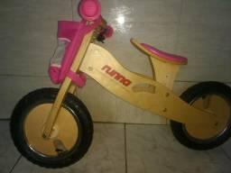 Bicicleta equilibrador