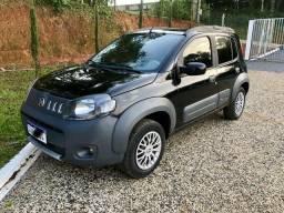 Fiat Uno Way Evo 2013 barato - 2013