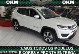 Jeep Compass Longitude 2.0 Automatico Zero KM!!!! - 2019