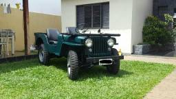 Jeep Willys 1951 Cj-3