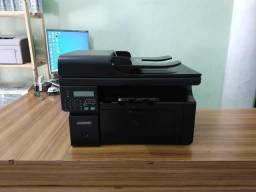 Multifuncional laser HP M1212nf - cópia/xerox/digitalização - Conexão de REDE e ADF comprar usado  Belo Horizonte