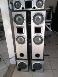 Home theater sony som