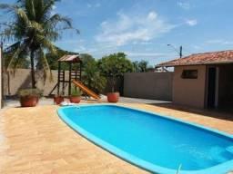 Casa grande (sobrado) em Olímpia próx. ao parque, bairro tranquilo com piscina e parquinho