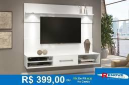 Super oferta!!! painel novo pra tvs até 60p** Leds + suporte grátis
