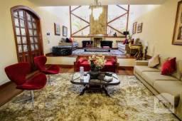 Casa à venda com 5 dormitórios em Mangabeiras, Belo horizonte cod:253382