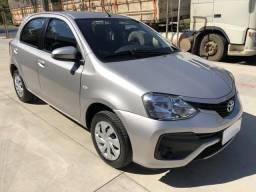 Toyota/Etios HB XS 1.5 Flex 17/18 - 2018