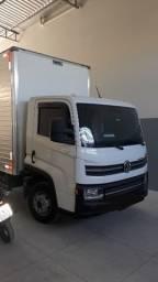 Vw delivery express com baú 2018