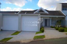 Casa à venda com 3 dormitórios em Estrela, Ponta grossa cod:391768.001