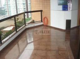 Apartamento com 4 dormitórios para alugar, 285 m² por R$ 3.500,00/mês - Jardim - Santo And