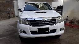 Toyota Hilux srv 4x4  automática diesel conservada