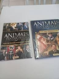Harry Potter guia e dvds