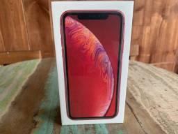 IPhone XR 64GB Vermelho Novo/Lacrado