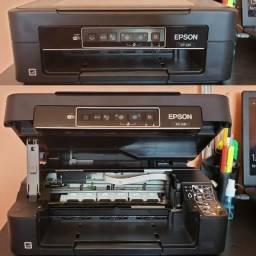 Impressora em estado de nova