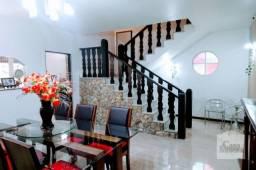 Casa à venda com 4 dormitórios em Caiçaras, Belo horizonte cod:263289